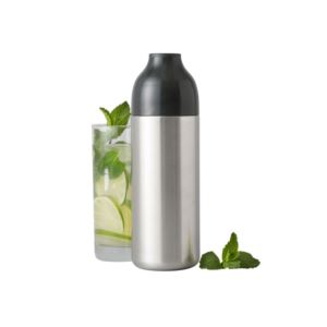 Twist to Lock Cocktail Shaker
