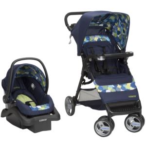 Simple Fold Travel System Comet