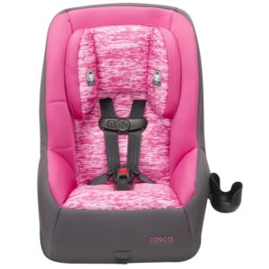 MightyFit 65 DX Car Seat Heather Rose