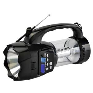 Emergency Flashlight/Lantern/Radio