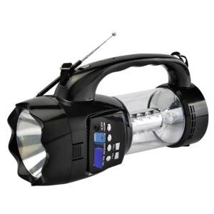 Emergency Flashlight/Lantern/Radio