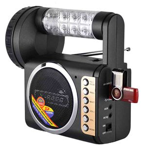 Emergency Flashlight/Radio/USB