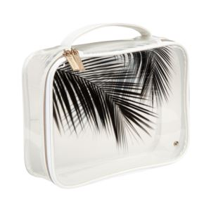 Stephanie Johnson - Miami Claire Jumbo Makeup case - Palm