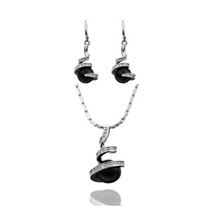 Out of This World Necklace & Earring Set