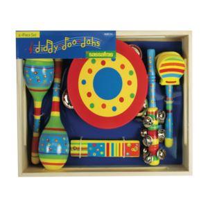Diddy-Doo-Dah 6 Pc. Music Set