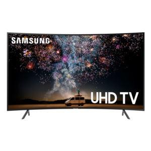 "65"" RU7300 Smart Curved 4K UHD TV"