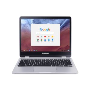 "Chromebook Plus 12.3"" Laptop Hexa-core 2GHz 4GB Memory"