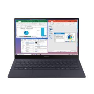 "13.3"" Galaxy Book S Laptop Intel i5 8G RAM 256GB Mercury Gray"
