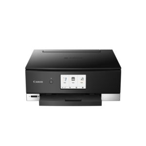 Pixma TS8220 Wireless Inkjet All-In-One Printer Black