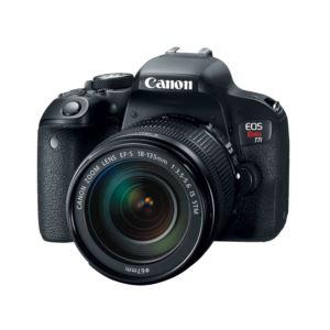 EOS Rebel T7i EF-S 18-55mm IS STM Lens Kit