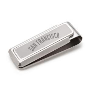 San Francisco Giants Money Clip