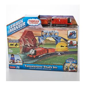 Trackmaster Deluxe Set