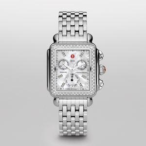Ladies Signature Deco Diamond, Diamond Dial