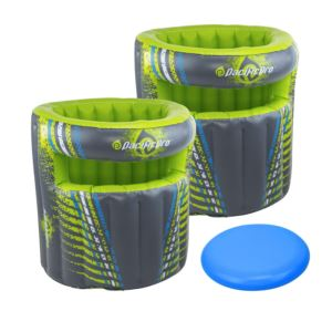 """Pacific Pro Hydro Disc Jam (includes 2-20"""" inflatable cans"""", 1 disk)"""