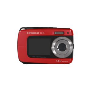 Polaroid Video Camera Waterproof - (Red)