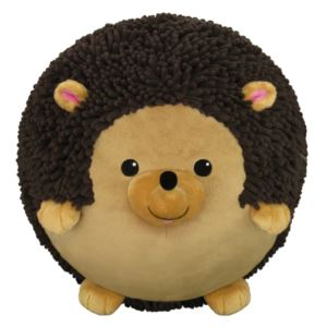 """15"""" Happy Hedgehog Squishable Plush Ages 3+ Years"""