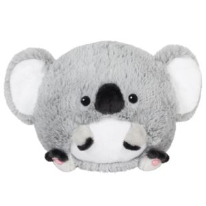 "7"" Mini Baby Koala Squishable Plush Ages 3+ Years"