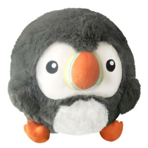 "7"" Mini Puffin Squishable Plush Ages 3+ Years"