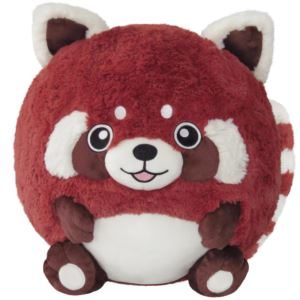 """15"""" Red Panda Squishable Plush Ages 3+ Years"""