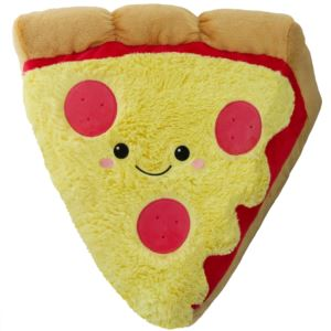 "16"" Pizza Squishable Plush Ages 3+ Years"