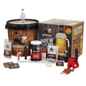 Buckriders Belgian Home Brewing Premium Deluxe Craft Beer Kit