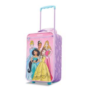 "Disney Kids 18"" Disney Princess Softside Upright"