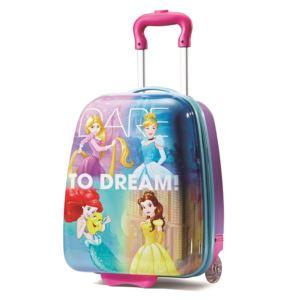 """Disney Princess 18"""" Hardside Upright Roller Bag"""