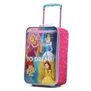"Disney Princess 18"" Sofside Upright Roller Bag"