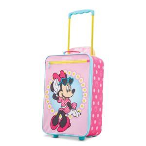 "Disney Kids 18"" Minnie Mouse Softside Upright"
