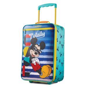 "Disney Mickey 18"" Softside Upright Roller Bag"