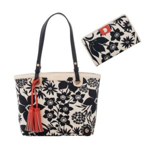 Privateer Island Tote and Wallet