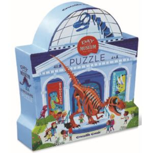 Day At Museum Puzzle