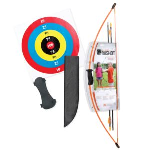 Bear Archery - 1st Shot Bow Set - Orange