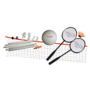 Triumph Sports - Volleyball/Badminton Combo Set