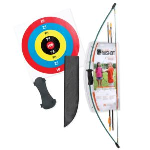 Bear Archery - Bear 1st Shot Bow Set - Dark Green