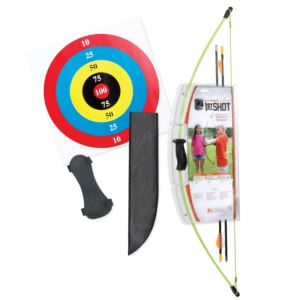 Bear Archery - 1st Shot Bow Set - Bright Green