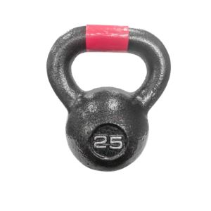 Marcy Pro 25 LB. Hammertone Kettle Bell