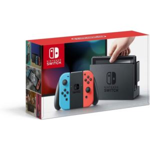 Switch 32GB Console - Red/Blue