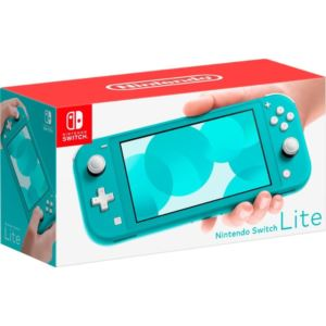 "Switch Lite Console w/ 5.5"" display - Turquoise"