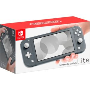 "Switch Lite Console w/ 5.5"" display - Grey"