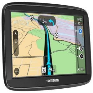 6 - Inch Portable Touchscreen Car GPS Navigation D