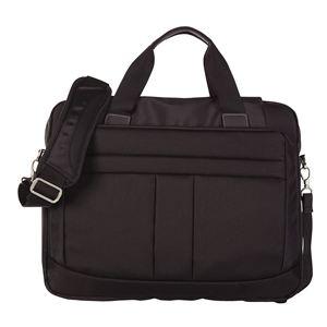 Executive Hybrid Briefcase - Black