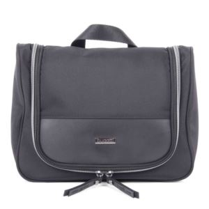 Contratempo Toiletry Kit - Black