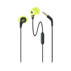 RUN Sweatproof Wired In-Ear Headphones - Yellow
