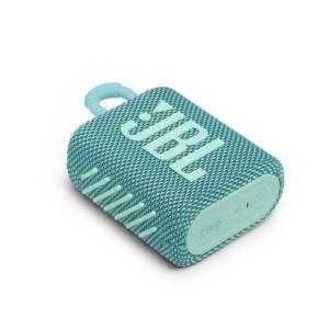 Go3 Portable Waterproof Speaker - Teal