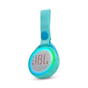 JR POP Kids Portable BT Speaker - Aqua Teal