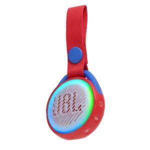 JR POP Kids Portable BT Speaker - Spider Red