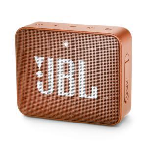 GO 2 Waterproof Bluetooth Speaker - Orange