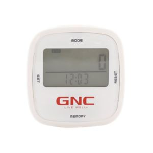 Digital Pedometer Plus (White)
