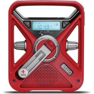Red Cross All-Purpose Weather Radio